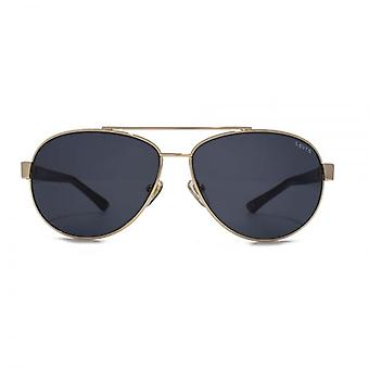 Levis Aviator Sunglasses In Gold