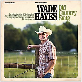 Hayes * Wade - gamle land sang [CD] USA import