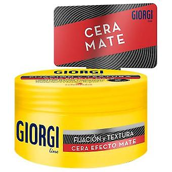 Giorgi Giorgi Fixation Styling Wax Matte Effect 75 ml (Hair care , Styling products)