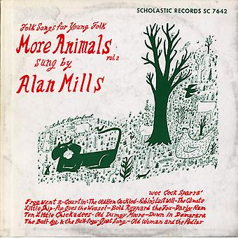 Alan Mills - Alan Mills : Vol. 2-d'autres animaux [CD] USA import