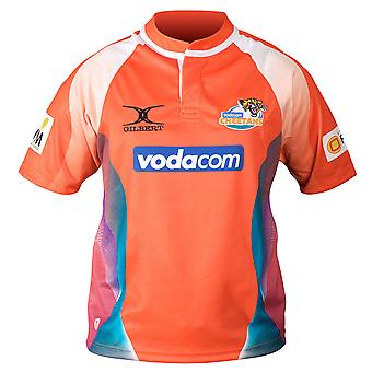 GILBERT Cheetahs Away Super 14 Rugby Shirt [orange]