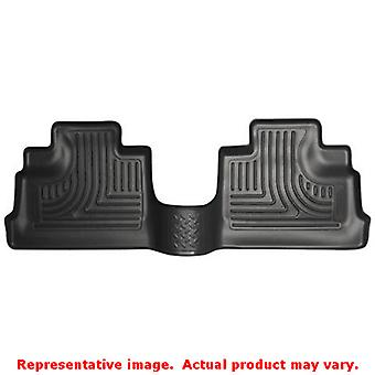 Husky Liners 19021 Black WeatherBeater 2nd Seat Floor L FITS:JEEP 2011 - 2014 W