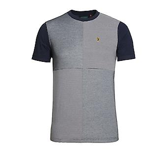 LUKE SPORT Boozy Baz Crew T-Shirt Navy Mix