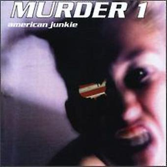 Mord 1 - amerikansk Junkie [CD] USA import