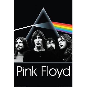 Pink Floyd - Dark Side Group Poster Poster Print