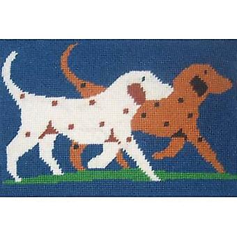 Dogs Needlepoint Kit