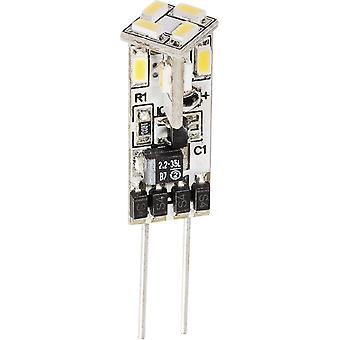 LED G4 0.6 W = 10 W Warm white EEC: A+ DioDor dimmable 1 pc(s)