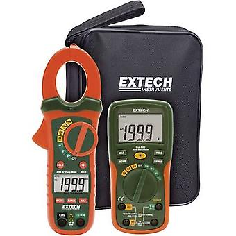 Clamp meter, Handheld multimeter Digital Extech ETK30 Calibrated to: Manufacturer's standards (no certificate) CAT III