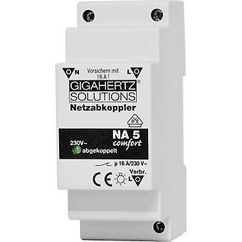 1 pc(s) Gigahertz Solutions NA5 Switching voltage (max.): 230 Vac 16 A