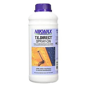 Nikwax TX direkte Spray-On - 1 liter
