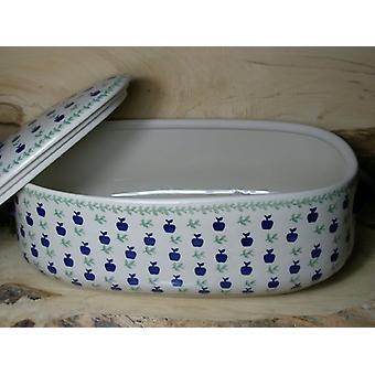 Bread bowl XXL, 2nd choice, volume 8 litre, tradition 50 polska pottery - BSN 61066