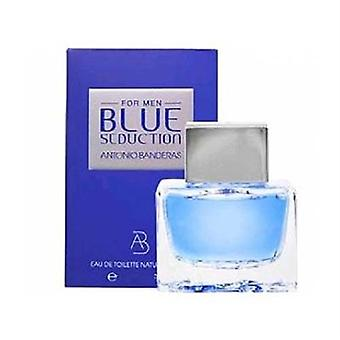 Blue Seduction by Antonio Banderas for Men 6.7 oz Eau De Toilette Spray