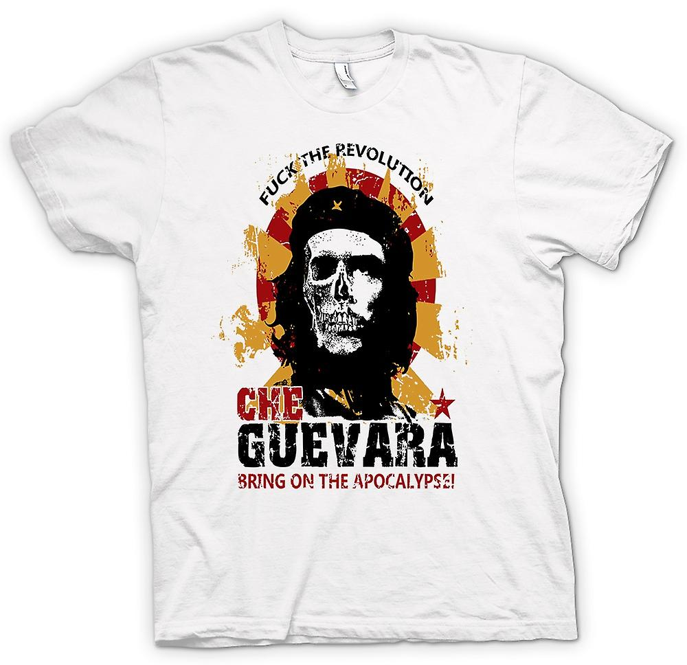 Womens T-shirt - Che Guevara - Apocalypse - Communism
