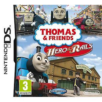 Thomas vrienden held van de Rails (Nintendo DS)