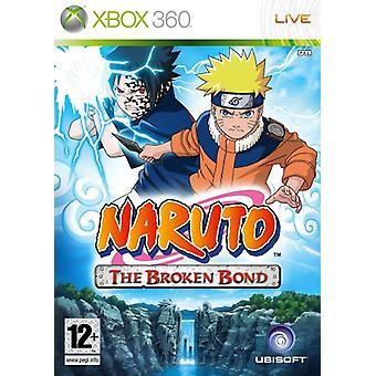 Naruto 2 Broken Bond (Xbox 360)