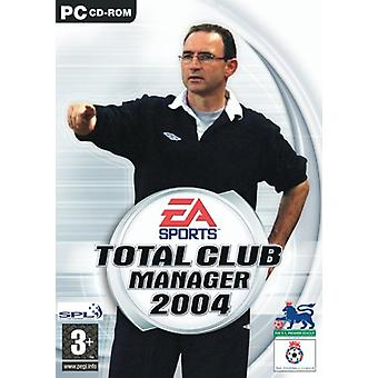 Total Club Manager 2004 (PC)