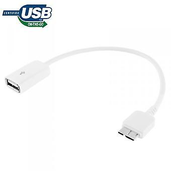 USB 3.0 OTG Connector for Samsung Galaxy touch 3 N9000 N9005 LTE