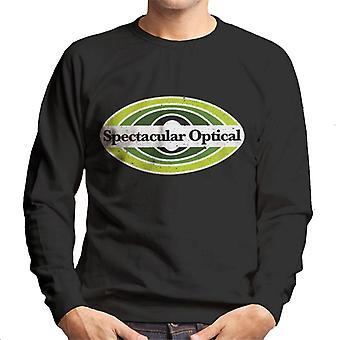 Videodrome Spectacular Optical Men's Sweatshirt