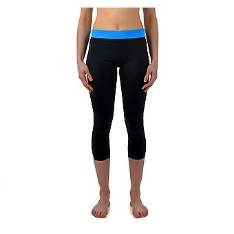 Gina Black Sports Legging - GymToSwim® collection by RubyMoon