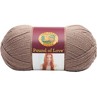 Pound Of Love Baby Yarn-Taupe
