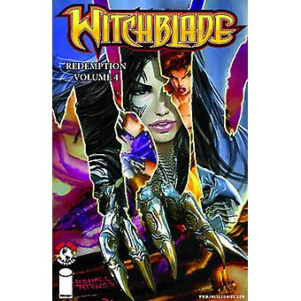 Witchblade Redemption Volume 4 TP by Ron Marz & Stjepan Sejic