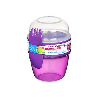 Sistema Snack Capsule to Go, Purple