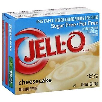 Jello Sugar Free Cheesecake Instant Pudding & Pie Filling Mix