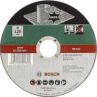 Taglio disco (dritto) 125 mm 22,23 mm Bosch Accessori WA 60 T BF 2609256322 1/PC