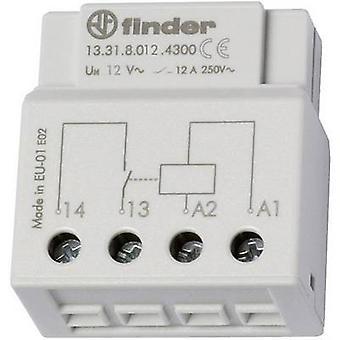 Relay Flush mount 1 pc(s) Finder 13.31.8.012.4300 1 maker