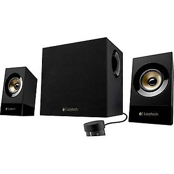Logitech Z533 2.1 PC speaker Corded 60 W Black