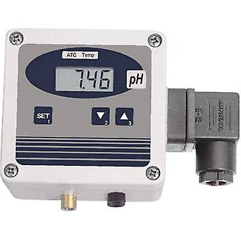 Greisinger GPHU 014 MP/BNC pH tester pH Calibrated to Manufacturer's standards (no certificate)