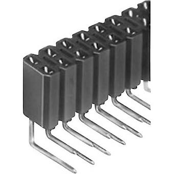 Fischer Elektronik Socket Strip