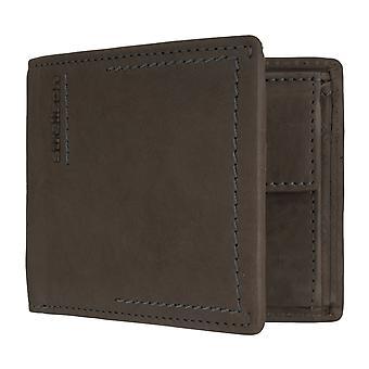 Sac à main coin purse portefeuille gris Strellson Norton Billford h8 homme 7332