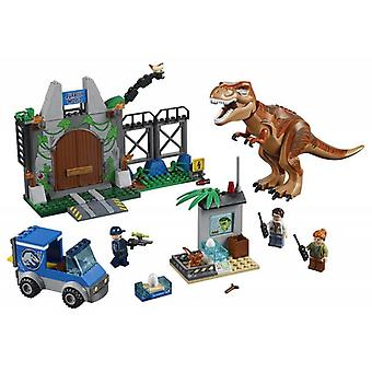 LEGO 10758 T. rex ontsnapping