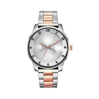 Kenzo K0054002 Mens tvåfärgad Stainless Steel Watch