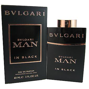 Bvlgari Man in Black 2 oz Eau de Parfum