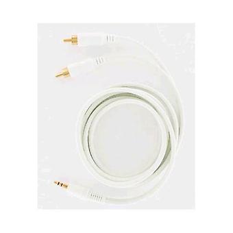 Unbegrenzte zellulären Stereo Audio Kabel 6 Ft für Apple iPod A-78