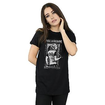 Drewbacca Women's Hate Everything Boyfriend Fit T-Shirt