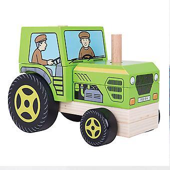 Holz Etagenbett Traktor Spiel
