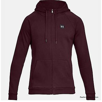 Under Armour rival fleece with full zip 1320737