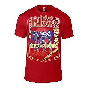 Kiss-Destroyer T-shirt