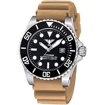 KHS Watch Hommes KHS. TYSA. DT Automatique, Montre de plongeur