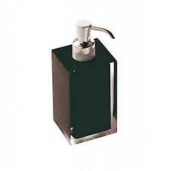 Regenbogen Soap Dispenser glänzend schwarz RA81 14