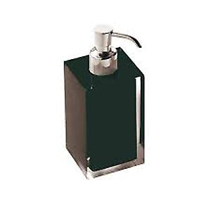 Rainbow Soap Dispenser Glossy Black RA81 14