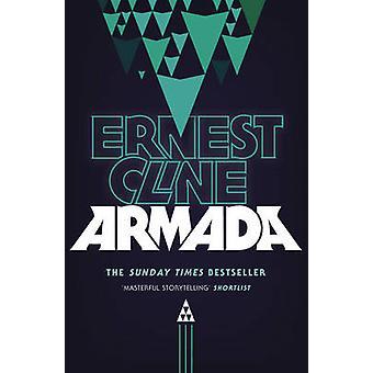 Armada by Ernest Cline - 9780099586746 Book