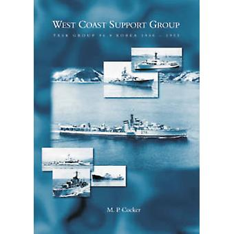 West Coast Support Group - Task Group 96.8 - Korea 1950-1953 by Mauric