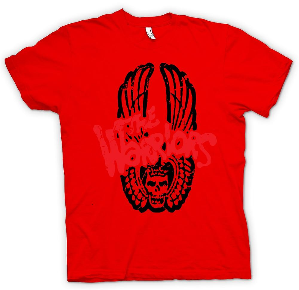 Mens T-shirt - The Warriors - Logo - Cult Movie