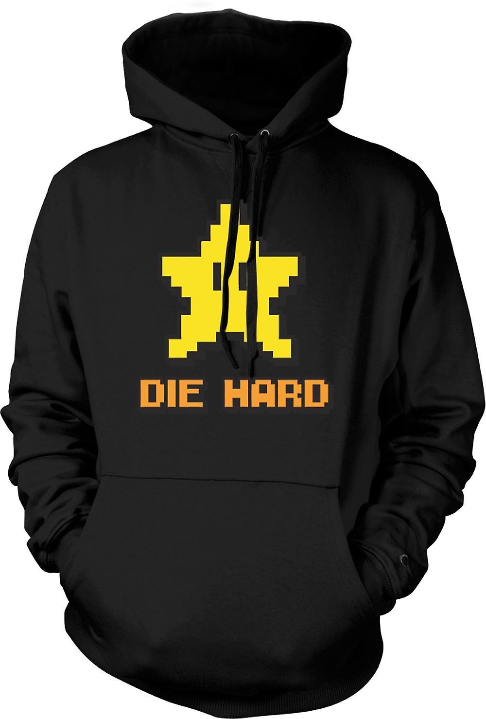 Mens Hoodie - sterven Hard - Pacman - offerte