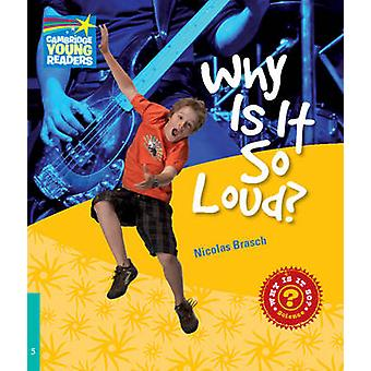 Why Is It So Loud? Level 5 Factbook - Level 5 by Nicolas Brasch - 9780