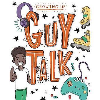 Guy Talk by Lizzie Cox - 9781784938291 Book